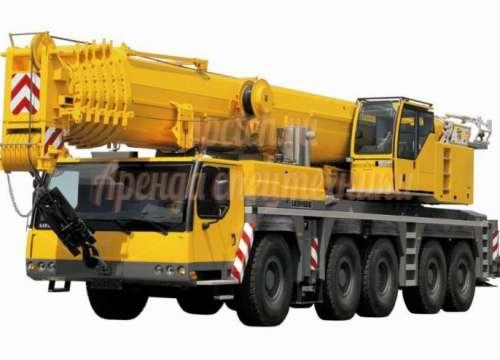 Автокран 120 тонн Liebherr LTM 1120
