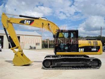 Экскаватор CAT 322DL JCB220 HITACHI 280 а так же тралы